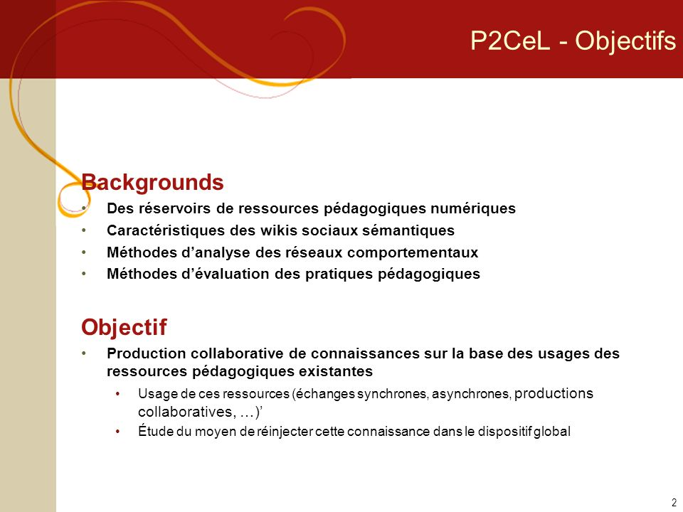 P2CeL - Process 3