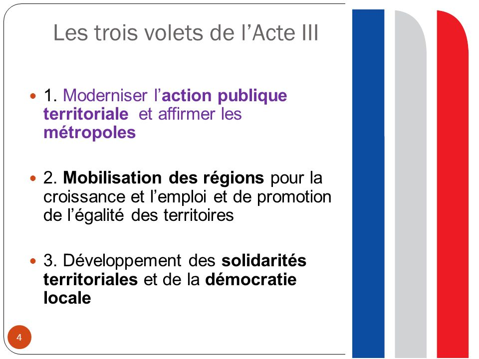 5 1. Moderniser laction publique locale 18 avril 2013, Lyon