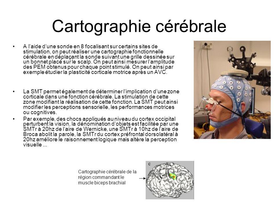 Excitabilité corticale En clinique on étudie la conduction cortico-spinale mais aussi lexcitabilité corticale.