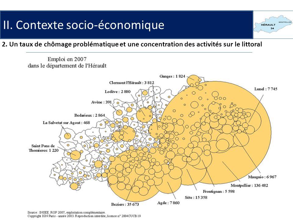 II.Contexte socio-économique 2.