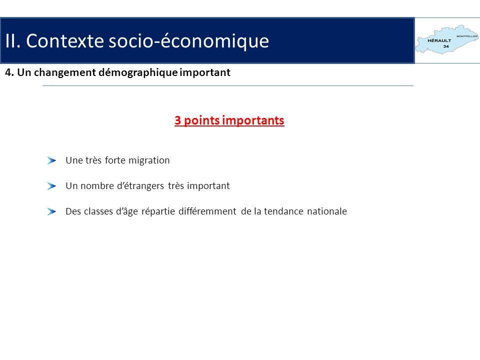 Source: A.Foucaud II. Contexte socio-économique 5. LHérault: une forte attractivité touristique