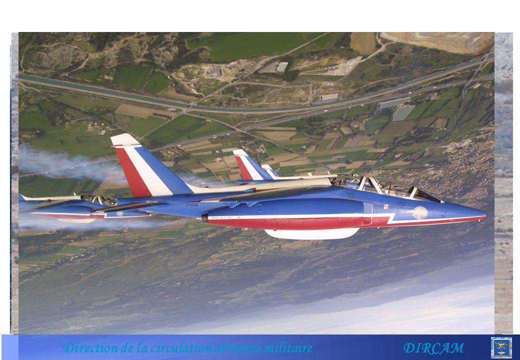 États Généraux de lAviation Générale 9 & 10 Mars 2006 lespace aérien est une ressource rare et unique quil est nécessaire de partager entre chaque utilisateur Direction de la circulation aérienne militaire DIRCAM