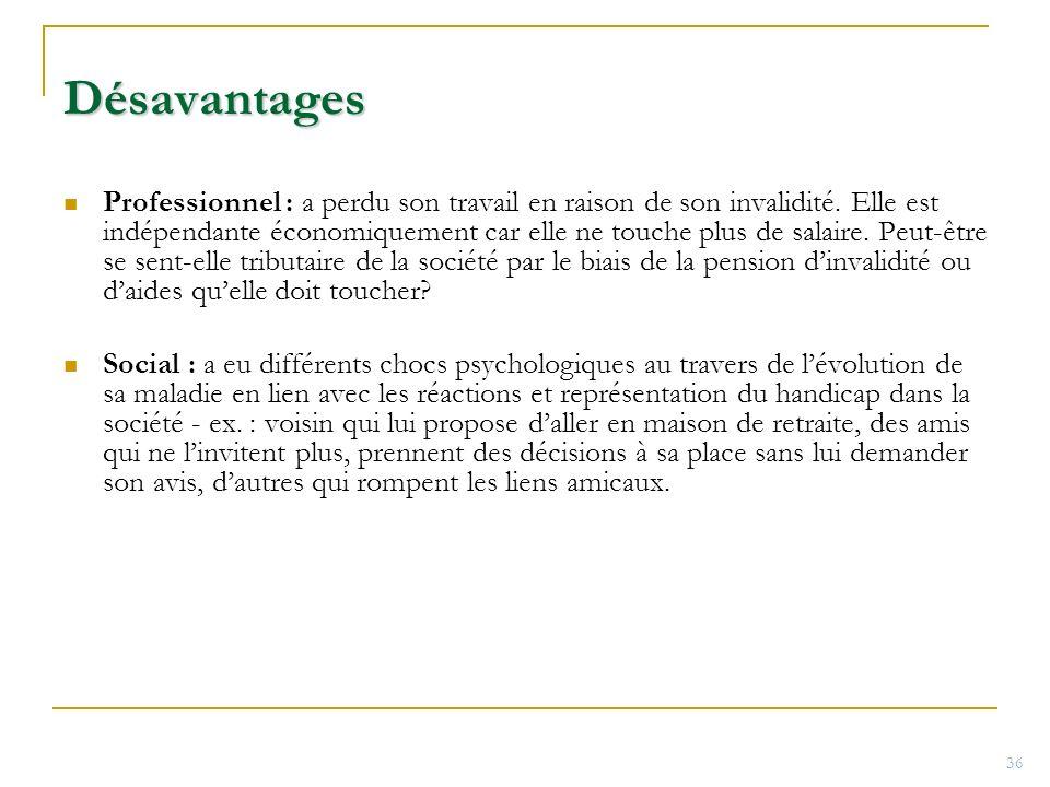 Lenvironnement … Nécessité daménagement de lenvironnement personnel et daides techniques .