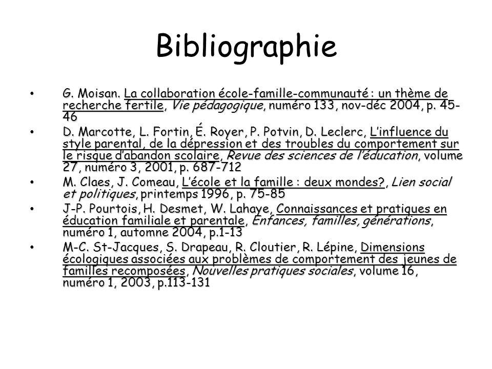 Bibliographie J-F.