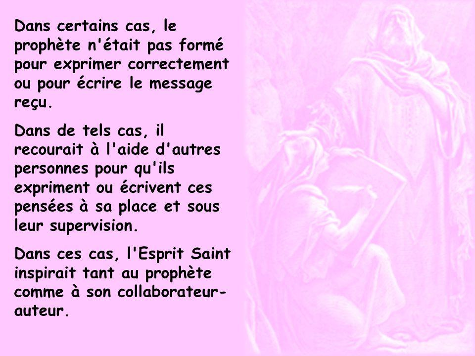 « Jérémie appela Baruc, fils de Nérija; et Baruc écrivit dans un livre, sous la dictée de Jérémie, toutes les paroles que l`Éternel avait dites à Jérémie » (Jérémie, 36: 4)