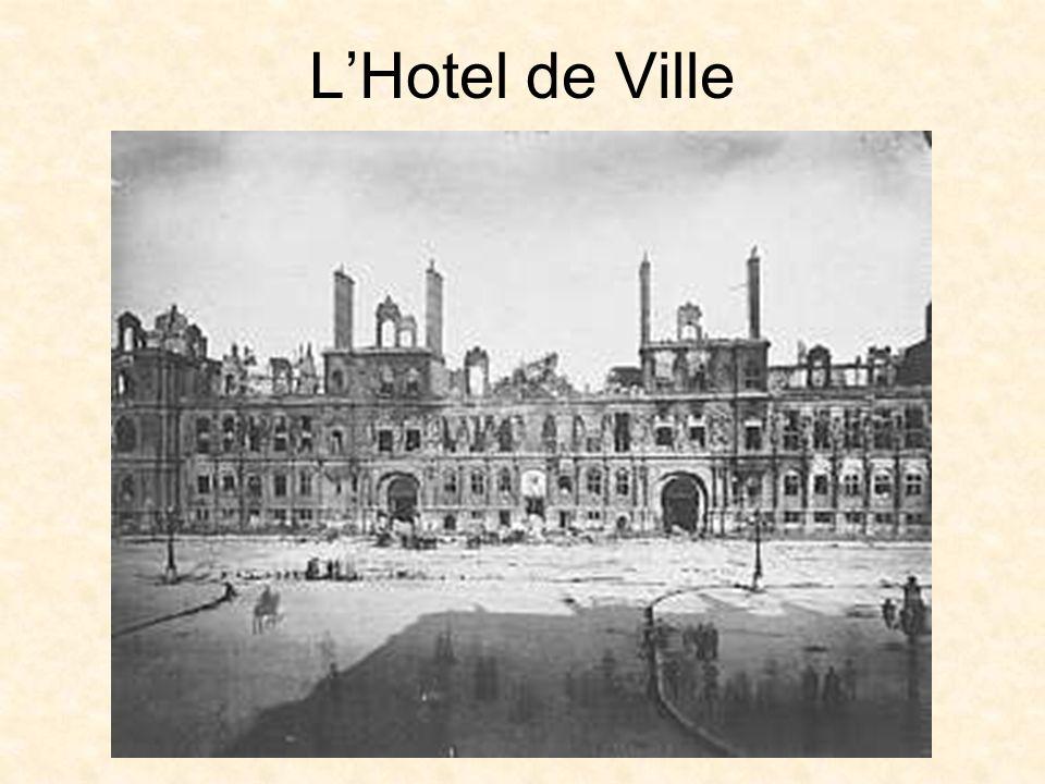 La Commune: 1871 La semaine sanglante: le 28 mai, 1871 Le Général Mac-Mahon a fait exécuter plus de 20.000 sympathisants de la Commune