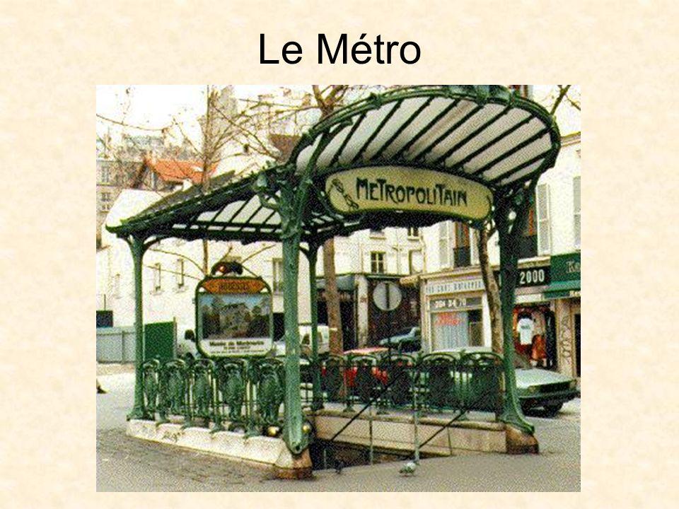 LArt Nouveau: 1894, Guimard