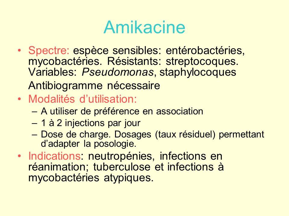 Cyclines (caractères communs) Structure : Antibiotiques comportant le noyau naphtacène + radicaux différents suivant les tétracyclines.