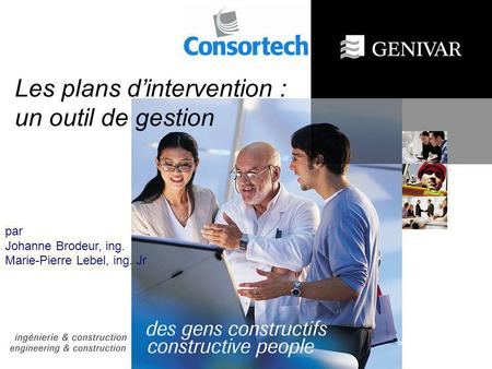 Les plans d'intervention : un outil de gestion