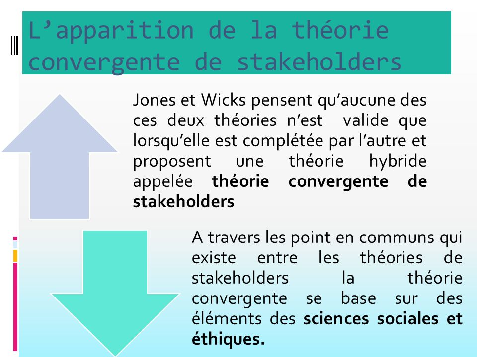 Les fondements normatifs de la théorie instrumentale ne sont pas exclusifs, il nya pas de raison que la théorie instrumentale ne soit pas considéré comme une classe de théories plutôt quune théorie en elle-même.