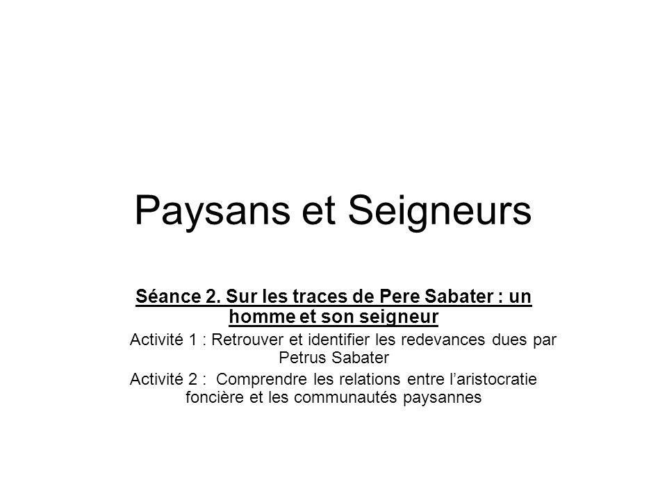 Séance 2.