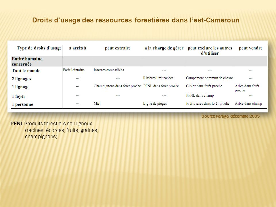 Source CNEARC Montpellier (mémoire de Koffi Yeboa) Les interactions entre les acteurs sur le marché de Messa