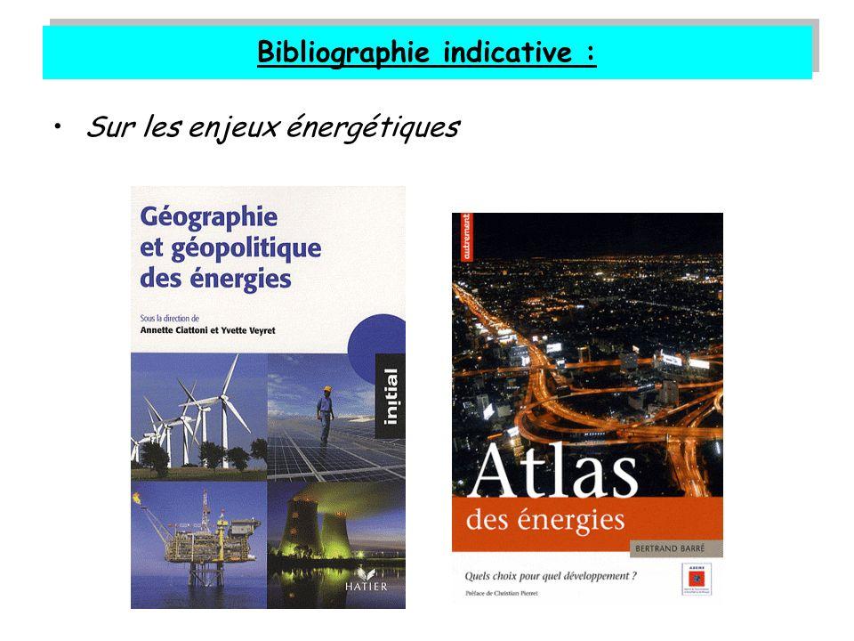 Bibliographie indicative : Quelques sites et articles intéressants sur le net : –Géoconfluences : le dossier Russie, des territoires en recomposition.