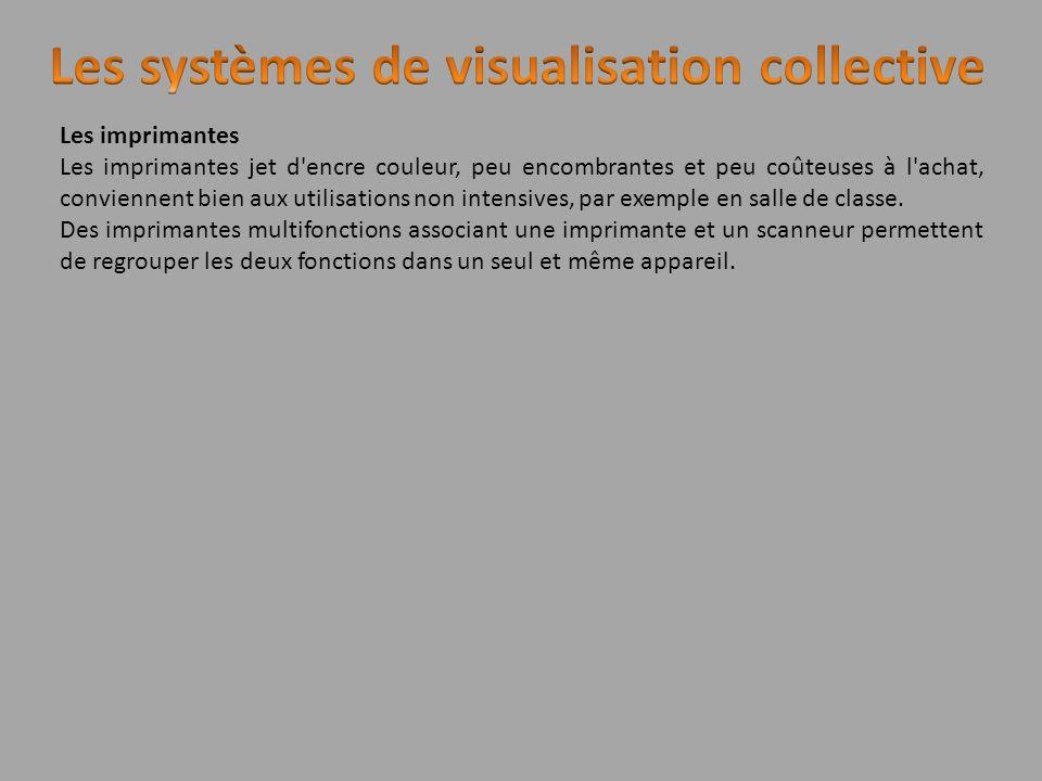 La numérisation de documents (texte, image) On trouve actuellement des scanneurs (ou numériseurs) au format A4 de bonne qualité.