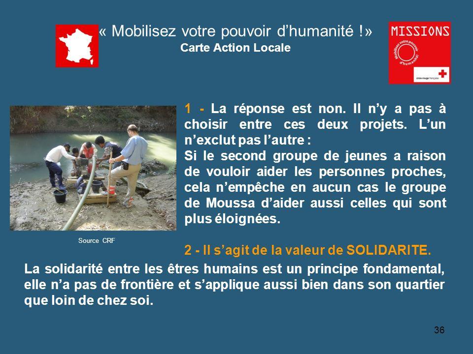 QUIZZ Croix-Rouge Le Droit International Humanitaire (DIH) est lensemble des règles, qui en temps de conflit armé, visent à protéger: 1 - Ceux qui ne combattent pas ou plus.