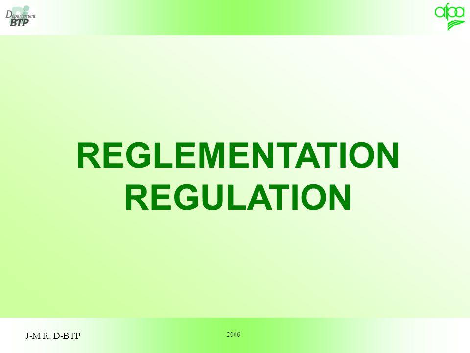 2 Régulation des bâtiments neufs dhabitation Régulation des bâtiments existants Régulation des bâtiments neufs autres que dhabitation Programmation des installations Limitation de température de chauffage Limitation de température de fourniture deau chaude
