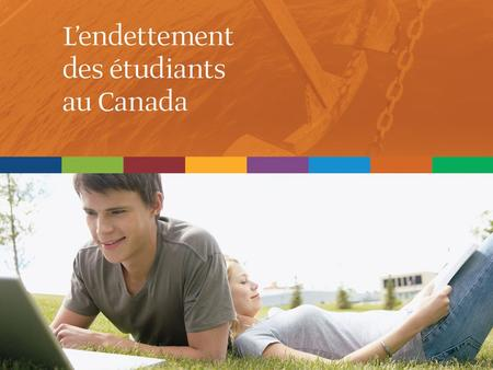 Dette des étudiants de premier cycle universitaire au Canada, de 1990 à 2005