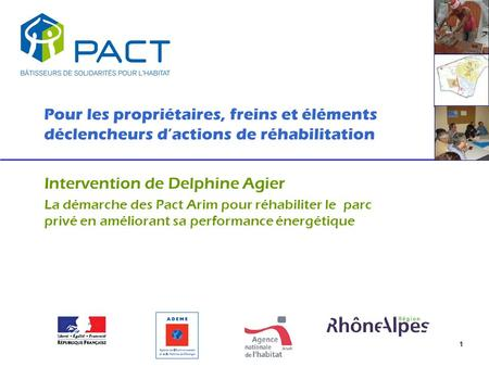 Intervention de Delphine Agier