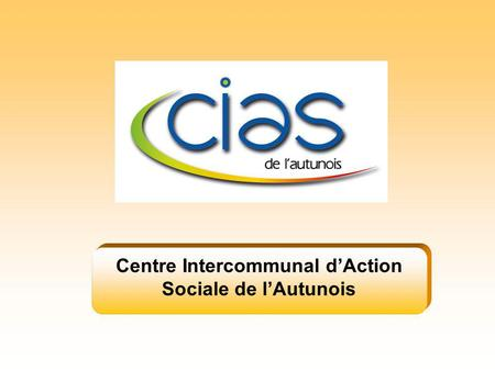 Centre Intercommunal dAction Sociale de lAutunois.