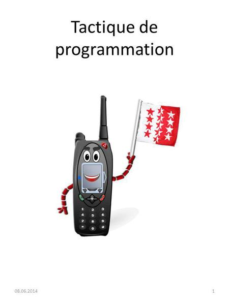 Tactique de programmation