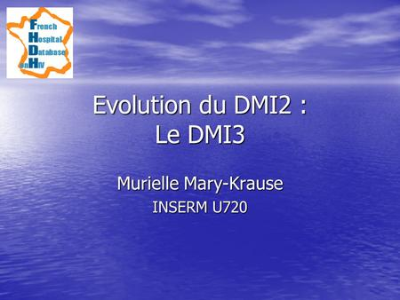 Evolution du DMI2 : Le DMI3