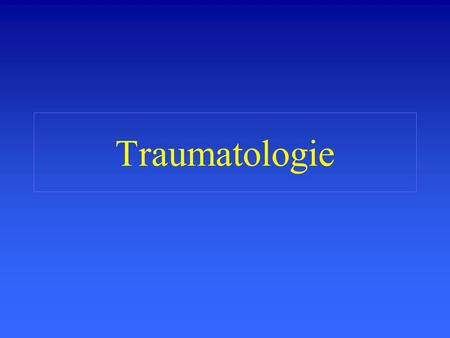 Traumatologie. Lésions osseuses Lésions musculaires Lésions tendineuses et ligamentaires.