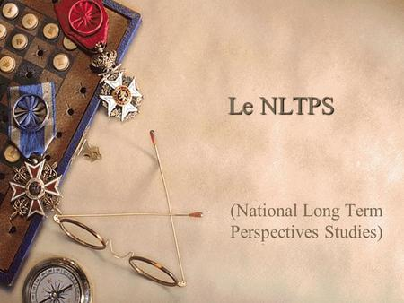 (National Long Term Perspectives Studies)