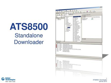 ATS8500 Standalone Downloader.