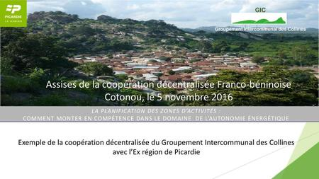 Groupement Intercommunal des Collines