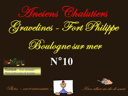Gravelines - Fort Philippe