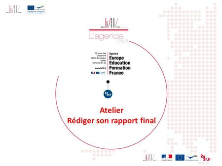 Rédiger son rapport final
