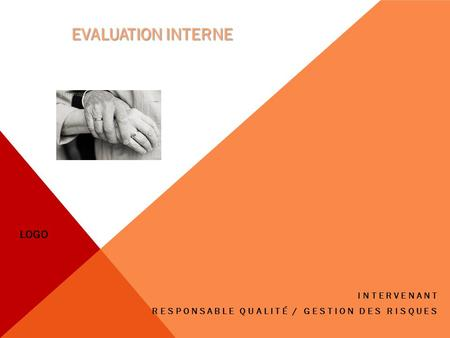 INTERVENANT RESPONSABLE QUALITÉ / GESTION DES RISQUES EVALUATION INTERNE LOGO.
