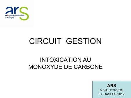 intoxications au monoxyde de carbone en auvergne ppt t l charger. Black Bedroom Furniture Sets. Home Design Ideas