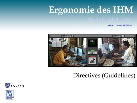 Directives (Guidelines)