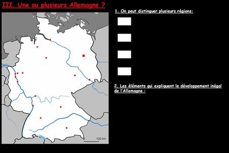III. Une ou plusieurs Allemagne ?