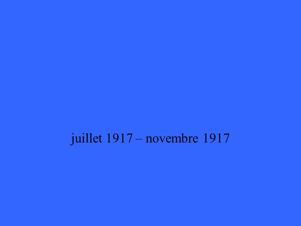 Quelles sont les dates pour la Bataille de Passchendaele ?