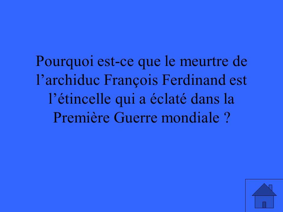 Parce que larmée de la France est plus forte et bataillait mieux que lAllemagne pensait possible.