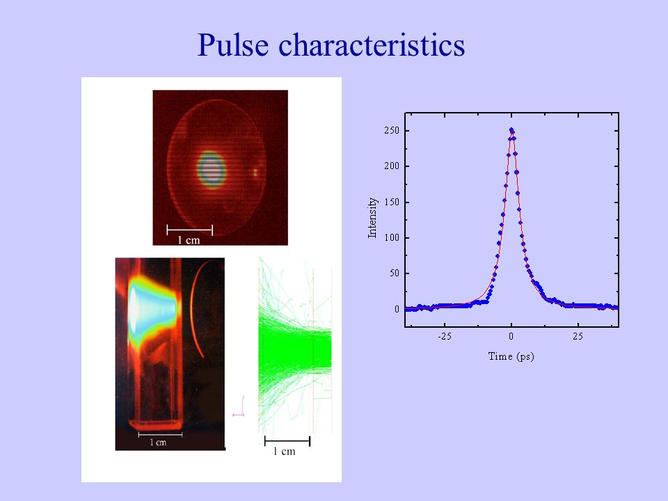 Pulse-Probe Detection System