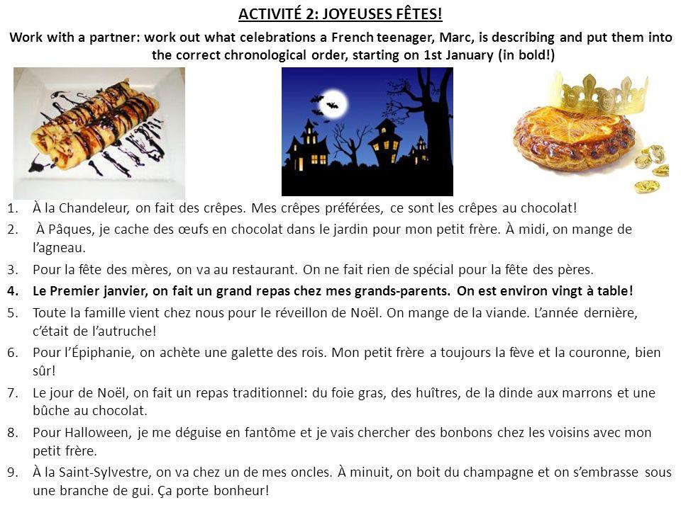 National 4 5 french unit ppt t l charger - Restaurant le jardin du lavoir aux herbiers ...