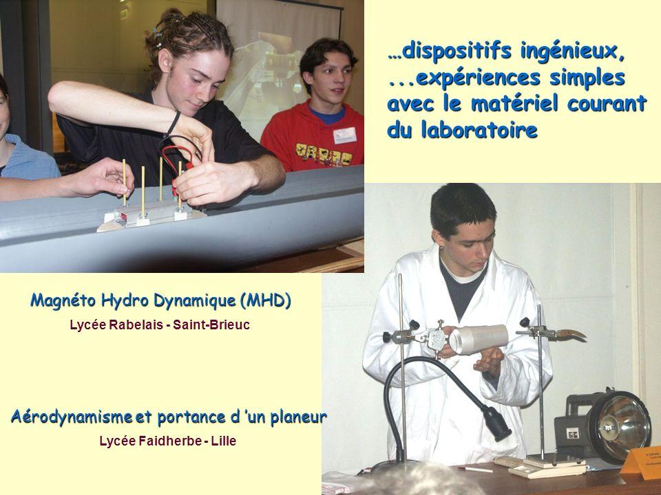 Lycée Rabelais - Saint-Brieuc Lycée Faidherbe - Lille