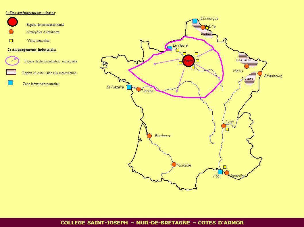 COLLEGE SAINT-JOSEPH – MUR-DE-BRETAGNE – COTES D'ARMOR