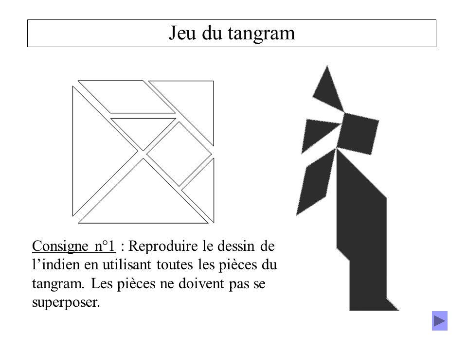 jeu du tangram consigne n 1 reproduire le dessin de l indien en utilisant toutes les pi ces du. Black Bedroom Furniture Sets. Home Design Ideas