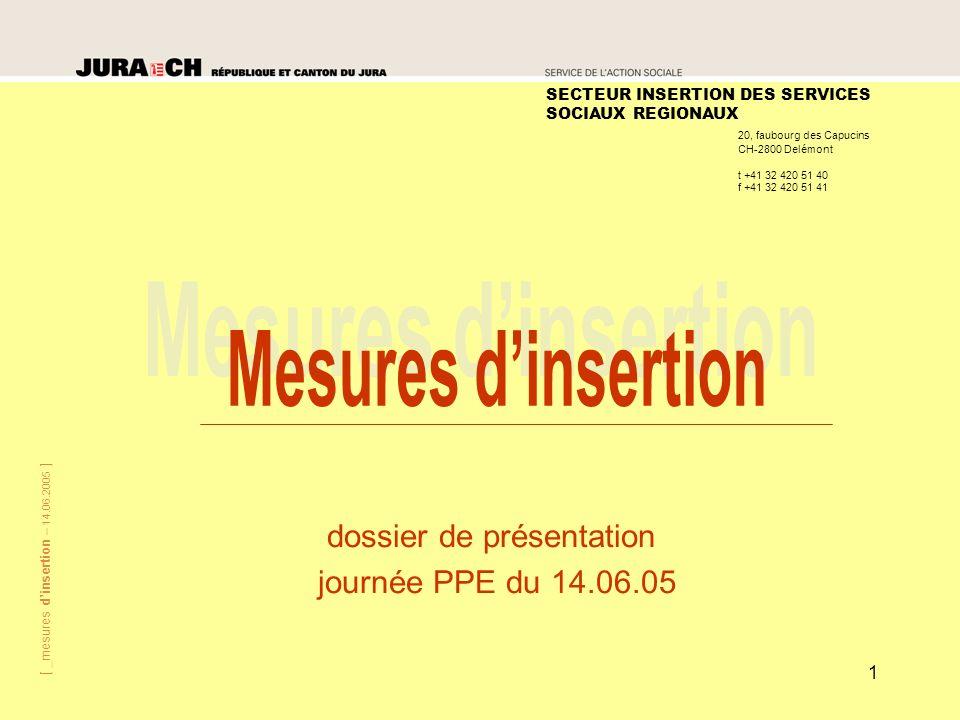 dossier de présentation journée PPE du 14.06.05