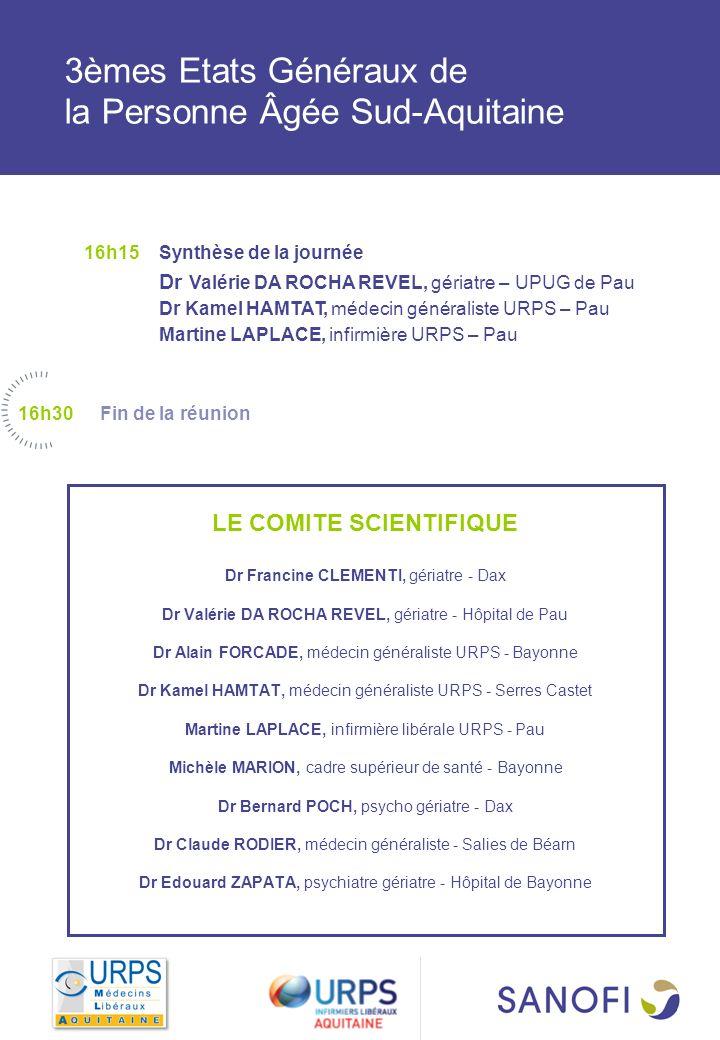 3èmes Etats Généraux de la Personne Âgée Sud-Aquitaine