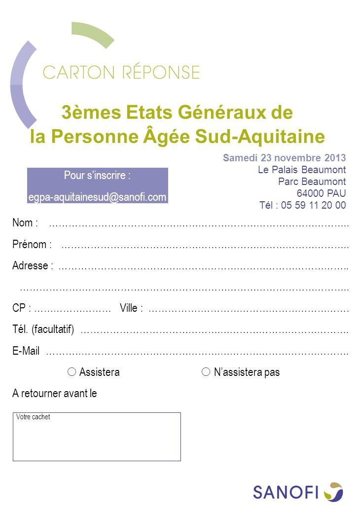 la Personne Âgée Sud-Aquitaine
