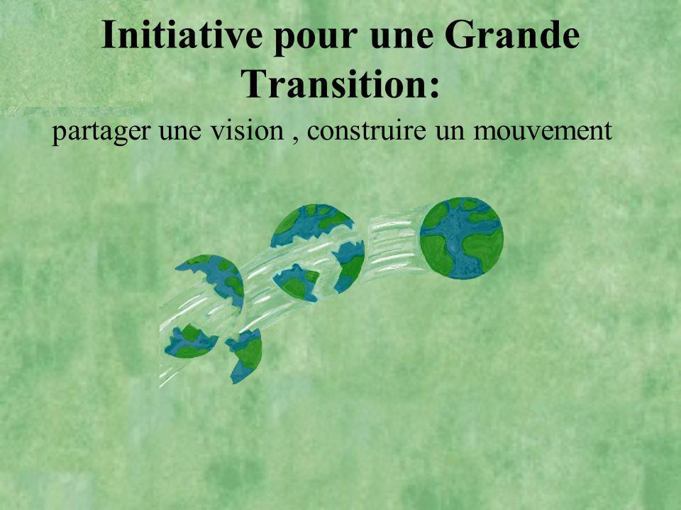 Initiative pour une Grande Transition: