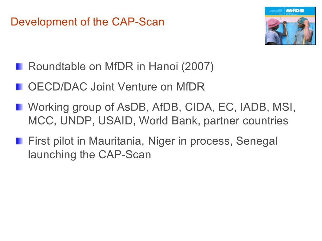 Development of the CAP-Scan