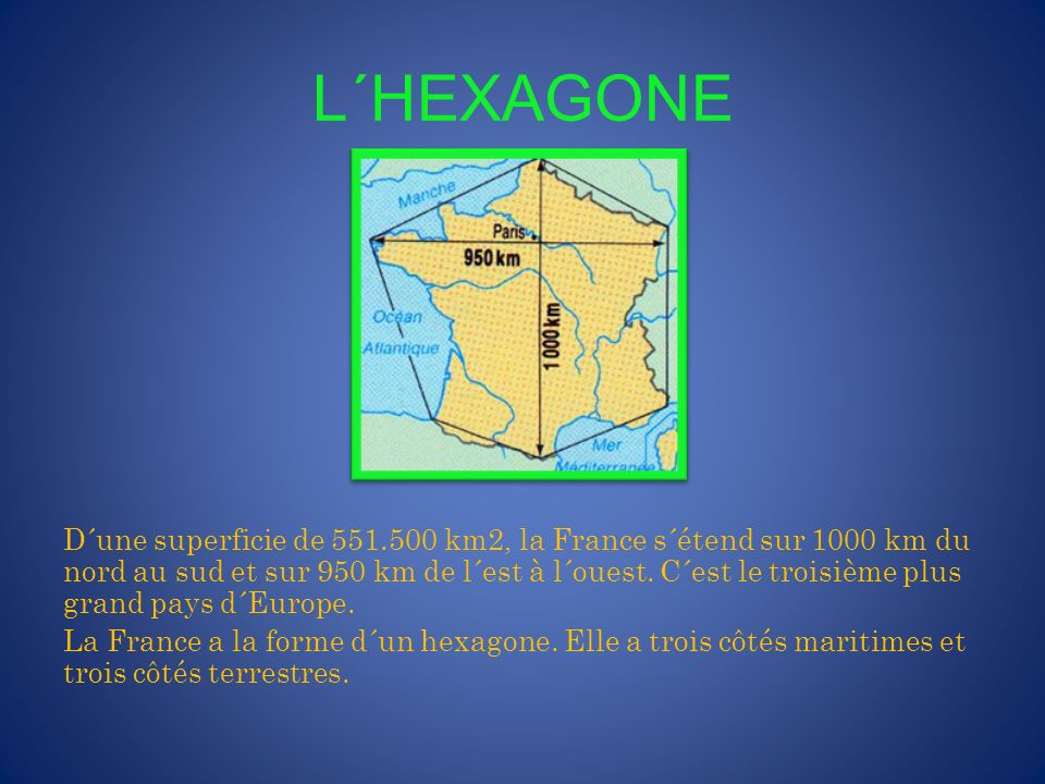 L´HEXAGONE