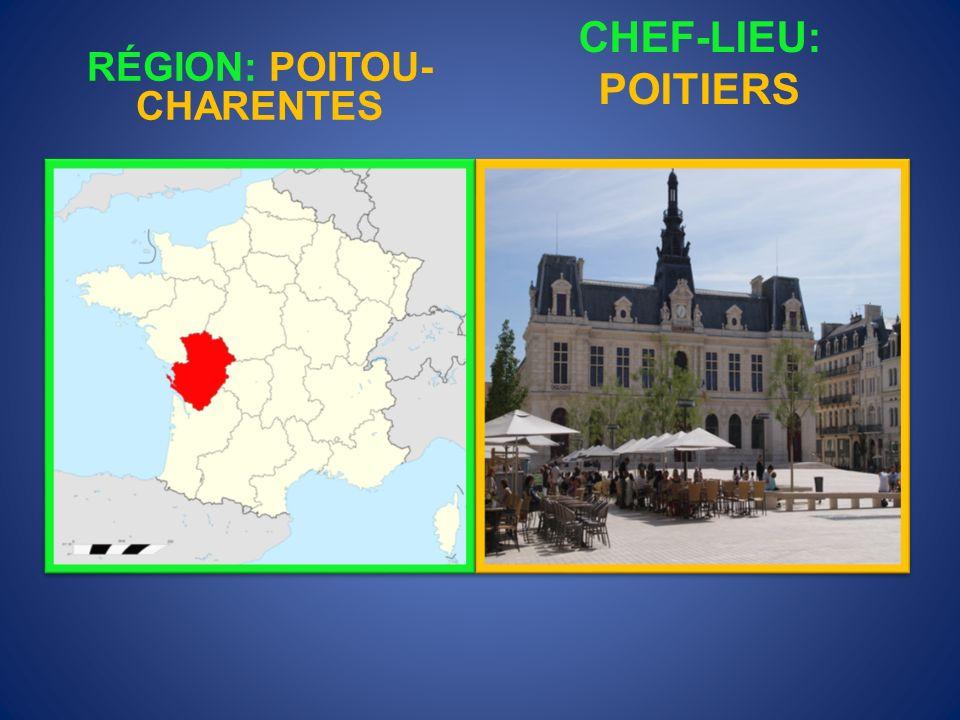 RÉGION: POITOU-CHARENTES