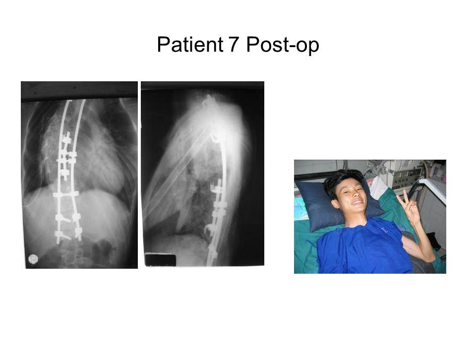 Patient 7 Post-op